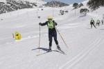 Kangaroo Hoppet practice ski. 10km, 2h, grade 2-4.