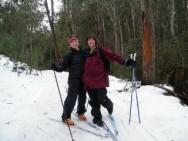 Day at the snow @ Falls Creek