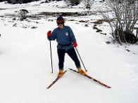 Ski de Femme Grade 2-3 Cross country Ski Weekend