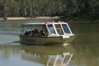 Social  Activity -  World-Heritage listed Barmah Wetlands aboard MV Kingfisher