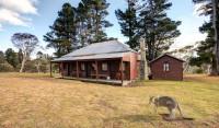 Currango Day Walks, staying at the Pines Cottage Currango, Kosciusko National Park. Grade 3.