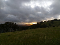 Morning Walk. Huon Hill over the top, 10 km grade 3