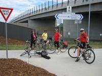 Bicycle Ride Albury-Thurgoona  Grade 2