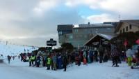 Pub to Pub Mt Hotham to Dinner Plain Cross Country ski event