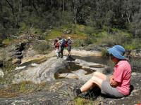 Koetong Creek and Conic Rocks Grade 3 Walks - 4 hours