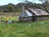 High Country car camping and Grade 3 day walking series