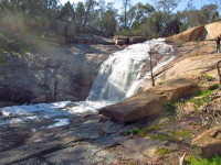 Larrawallup Falls Chiltern Mt Pilot National Park, 12-15km Grade 3 daywalk CANCELLED