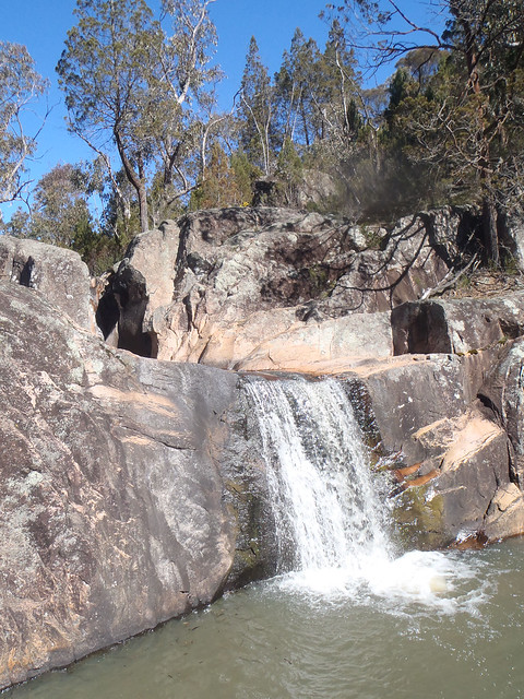 flaggy creek gorge